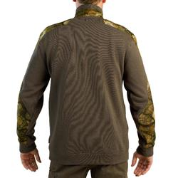 Jagdpullover Renfort 500 Camouflage Furtiv