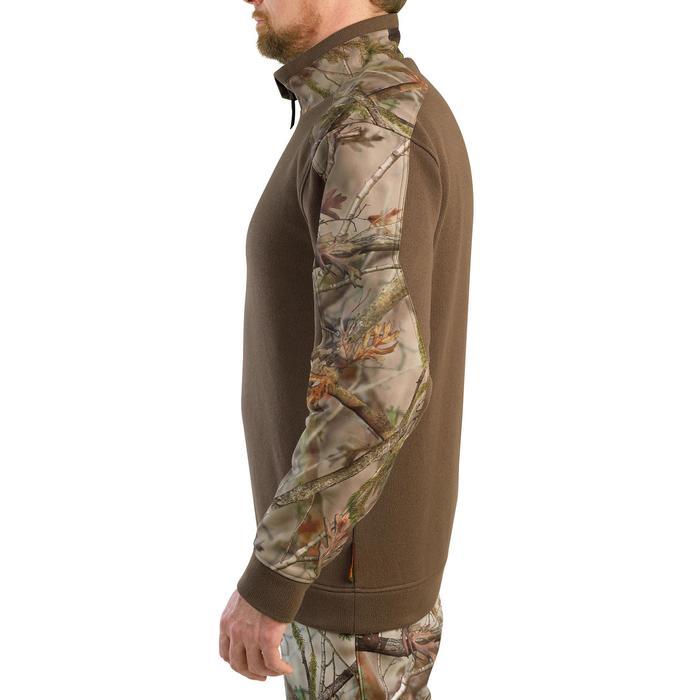 Jagd-Pullover Renfort 500 Camouflage
