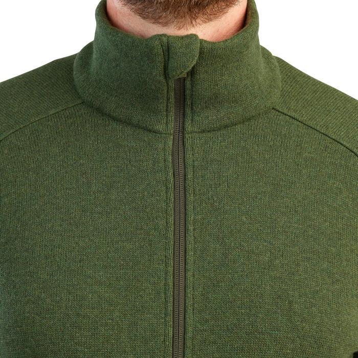 Polar Caza Solognac 900 Lana Verde Calida Silenciosa Transpirable