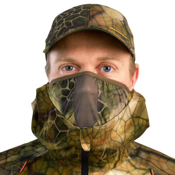 Warme geluidloze waterdichte camouflagejas voor de jacht 900 Furtiv