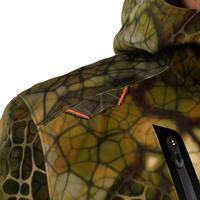 Veste chasse Silencieuse Imperméable Chaude 900 camouflage FURTIV