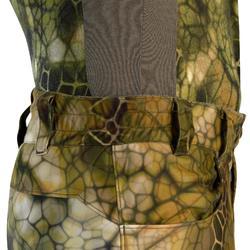 Warme waterdichte geluidloze camouflagebroek voor de jacht 900 Furtiv