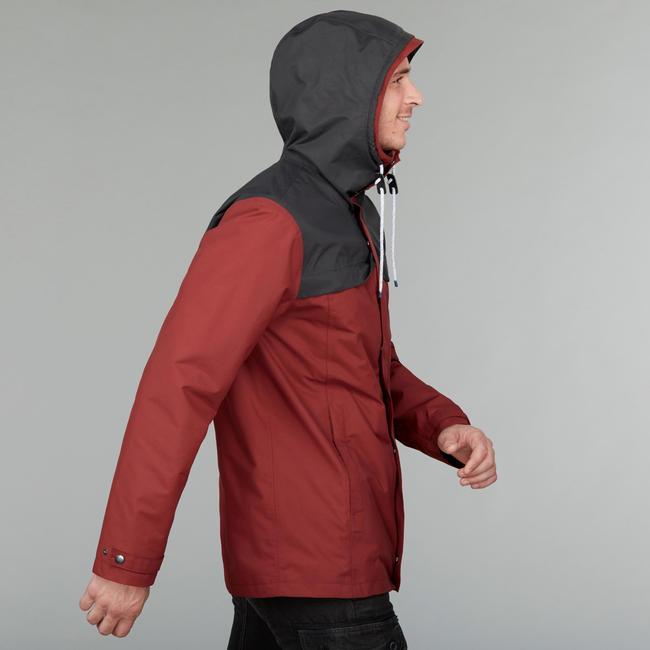 Men's 3-in-1 Jacket Travel 100 - Red