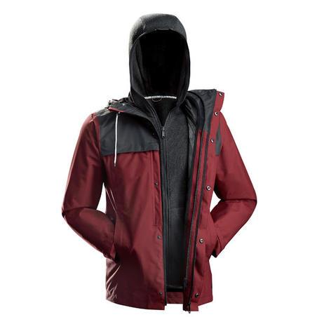 Travel 100 3-in-1 Trekking Jacket – Men