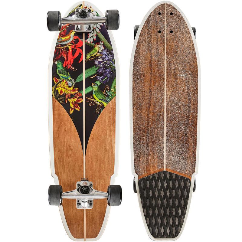 Kaykay, Longboard ve Waveboardlar