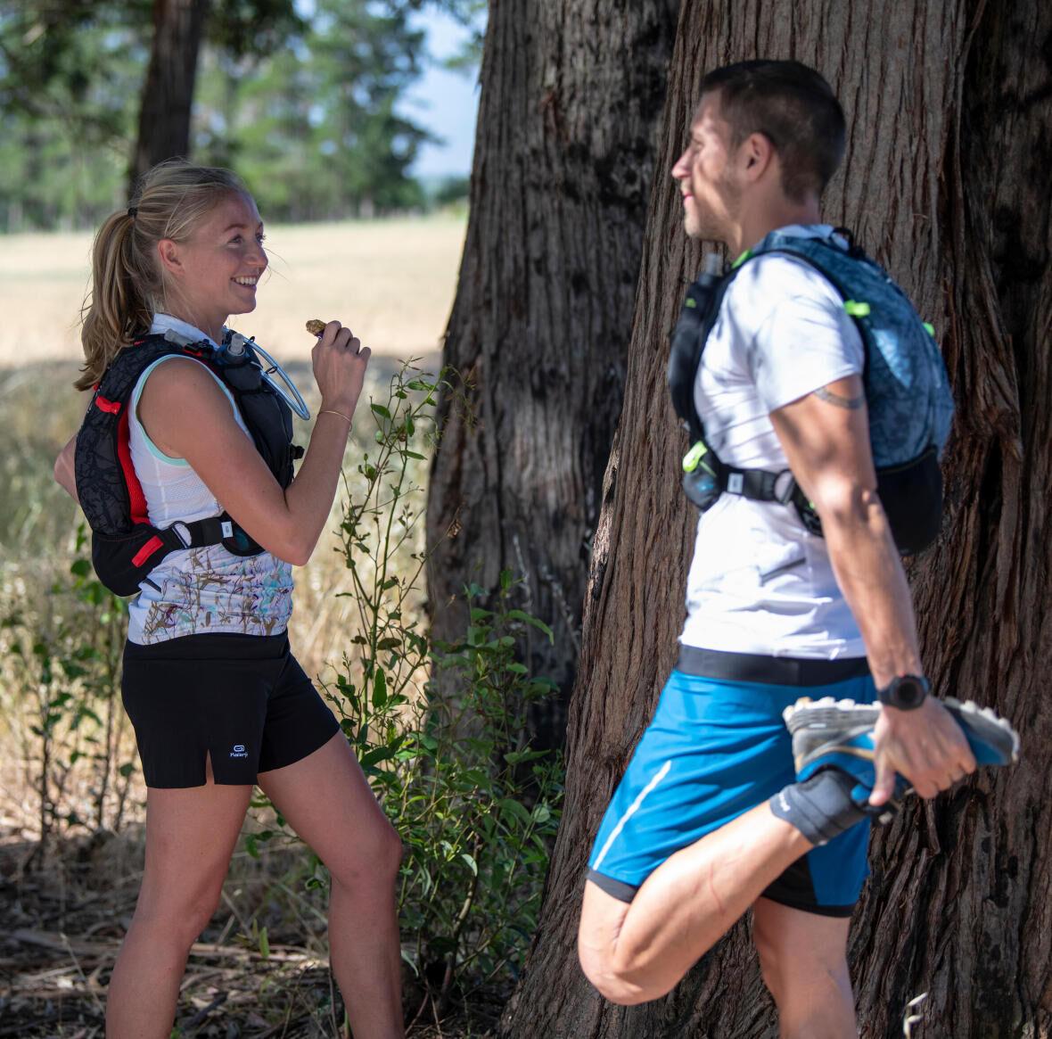 hydratation et nutrition comment hydrater pour mon trail