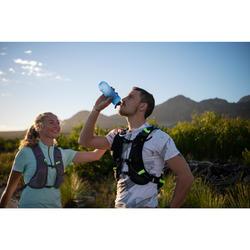 Soepele drinkfles voor trail 500 ml blauw 2020
