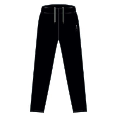 T100 Adult Football Bottoms - Black