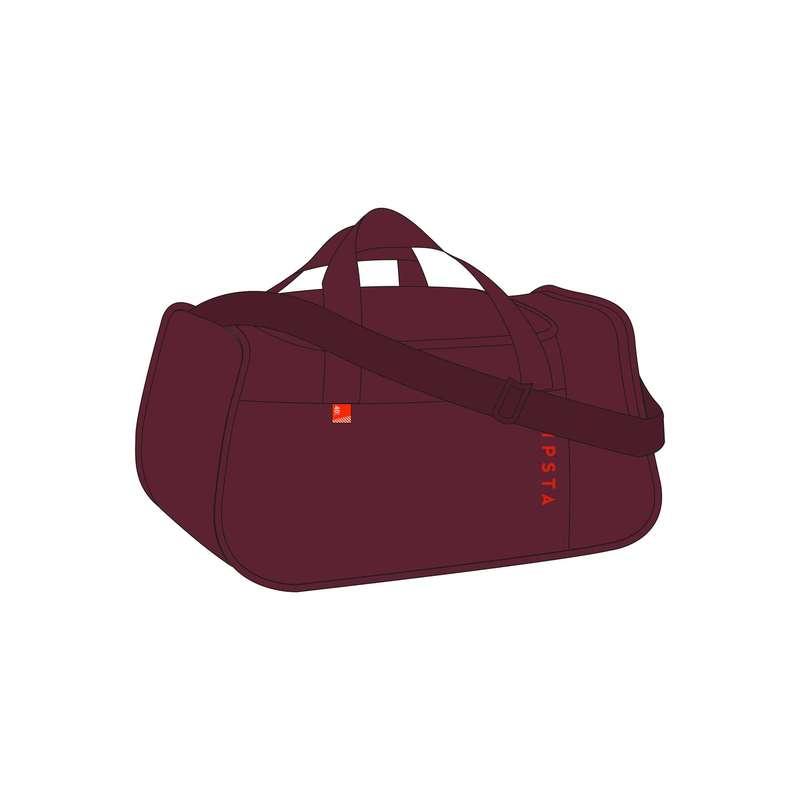 BAG TEAM SPORT - 40 L Bag Kipocket - Burgundy