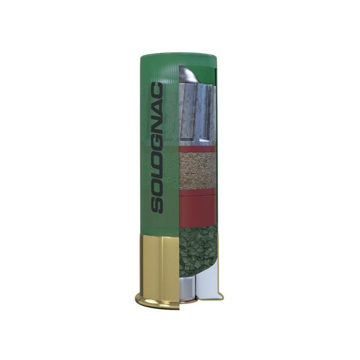 Bala Caza Solognac Brenneke Calibre 16 X10.