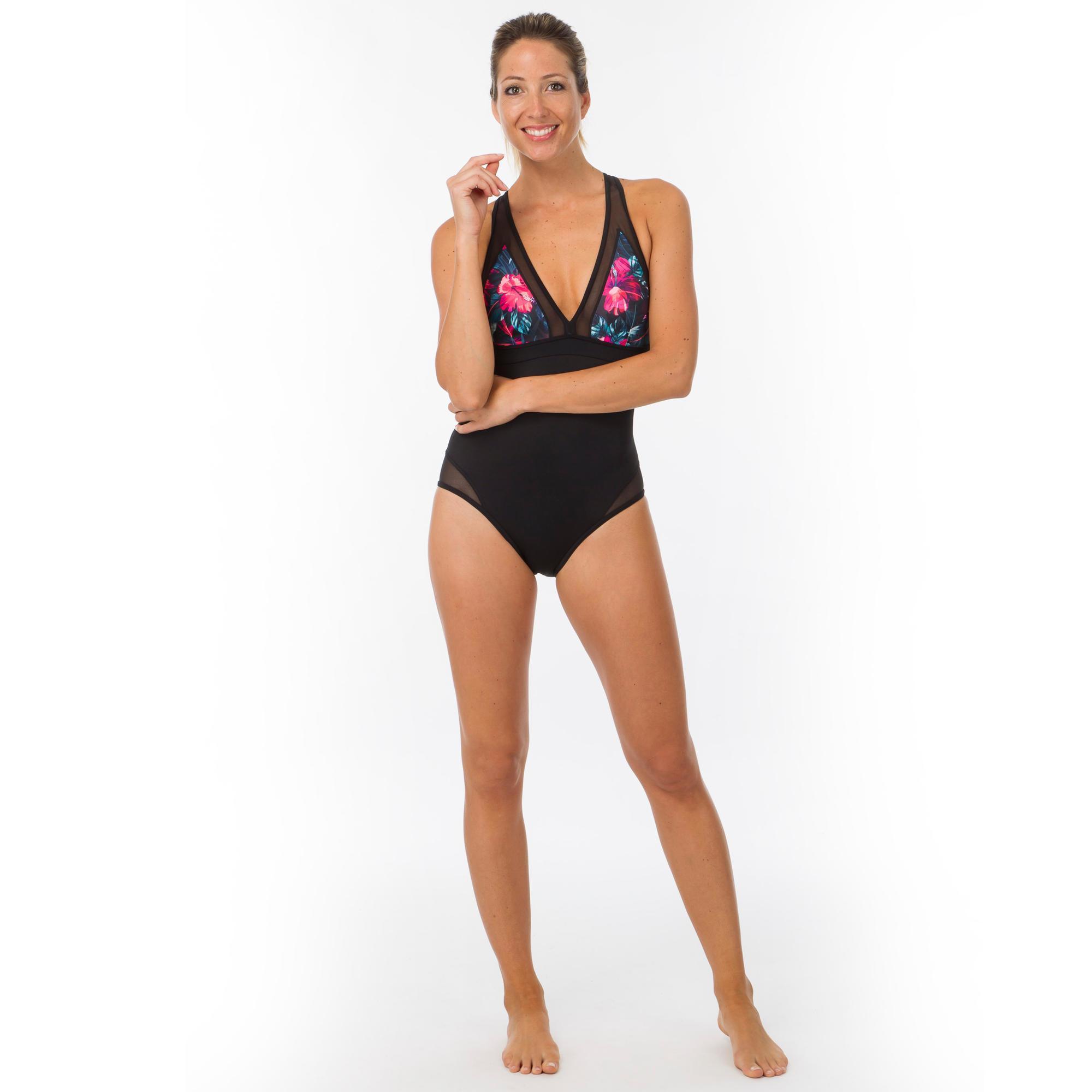 9672c5c23 Comprar Bañadores Surferos de Playa para Mujer Online | Decathlon