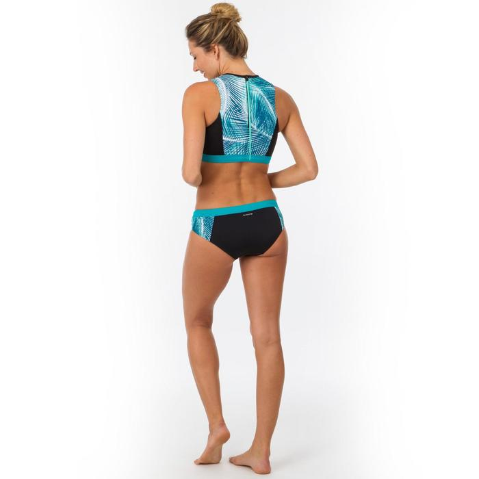 ea2244f4a86069 Bikini-Oberteil Bustier Carla Bondi mit Back Zip Surfen Damen ...
