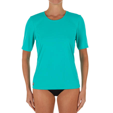 Kaus Selancar UV Protection Wanita