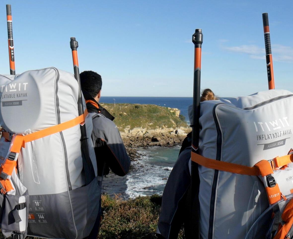 kayak checklist weather