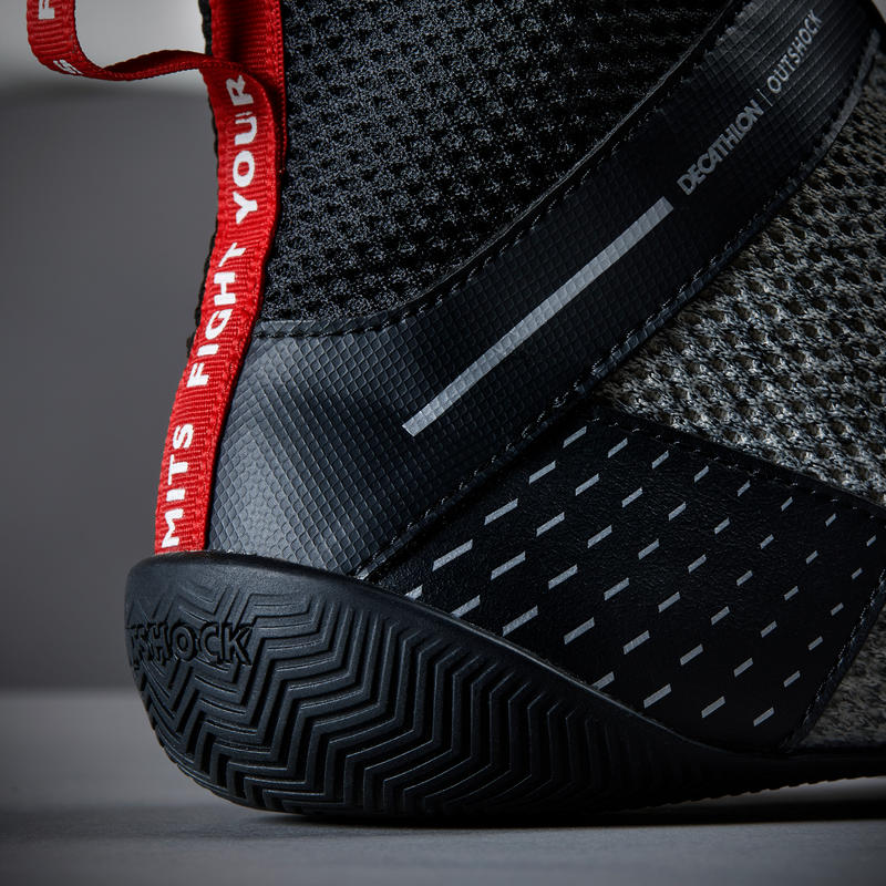 500 Lightweight Flexible Boxing Shoes
