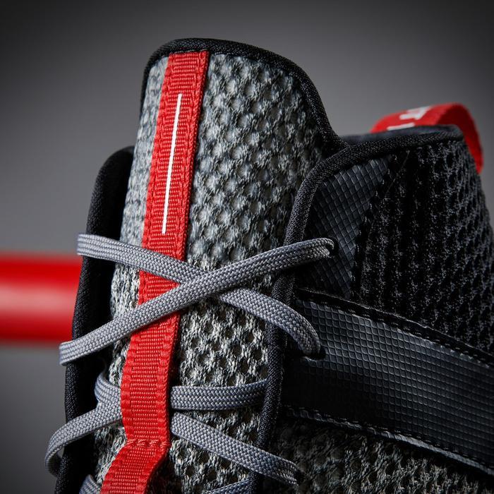 Schoenen voor Engels boksen 500 licht en soepel