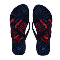 Boys' Flip-Flops 120 - Jap Red