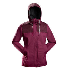 3-in-1-Jacke Travel 100 Damen fuchsia