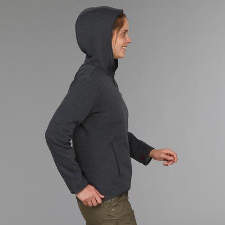 Travel 100 3-in-1 Waterproof Comfort Trekking Jacket – Women