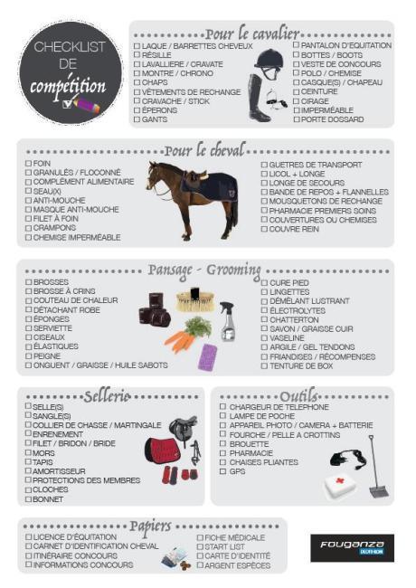 Alt/checklist concours