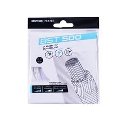 BADMINTON STRING BST 500 WHITE