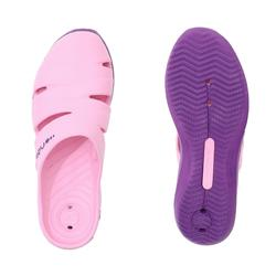 WOMEN'S 100 POOL CLOGS PINK PURPLE