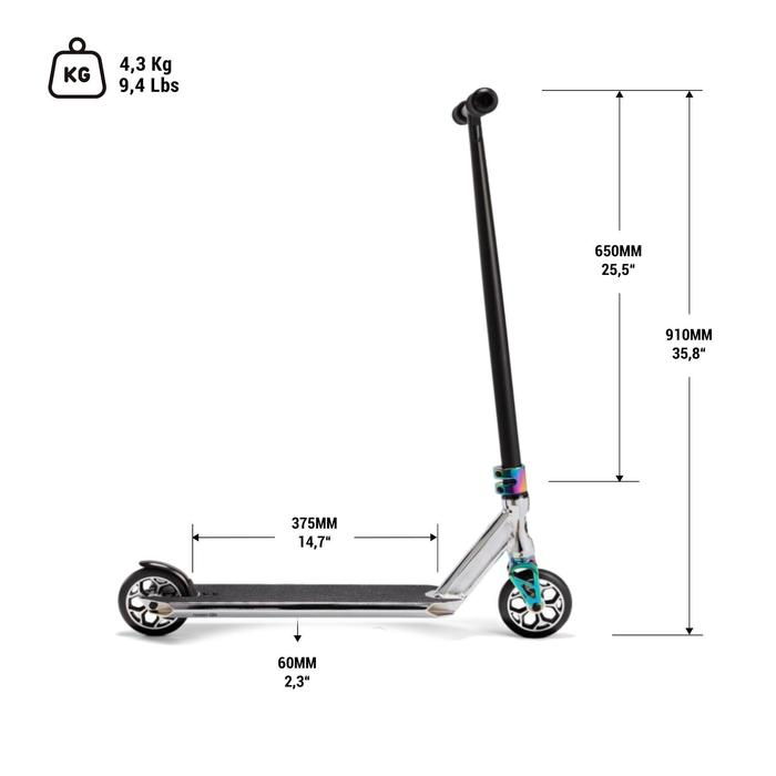 PRODUCTO REACONDICIONADO Patinete Scooter Freestyle