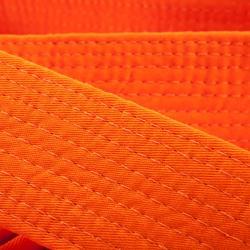 Kampfsportgürtel 3,10m orange