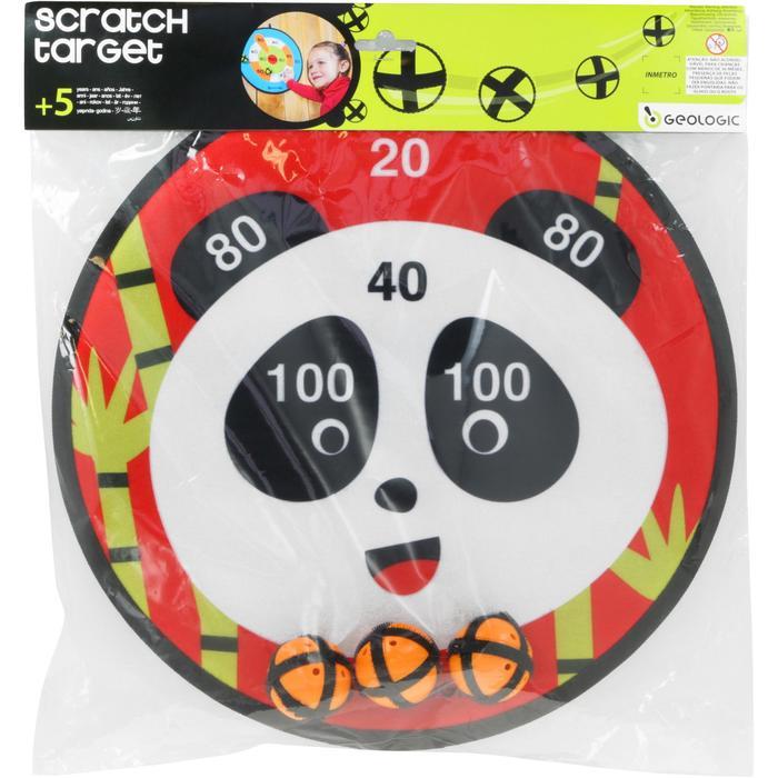 Klett-Zielscheibe Wurfspiel Panda