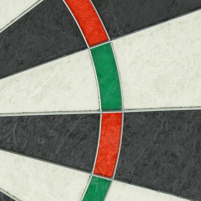 Klassiek dartbord Club 700 - 164627