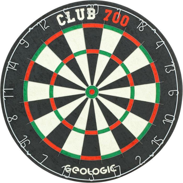 Klassiek dartbord Club 700 - 164629
