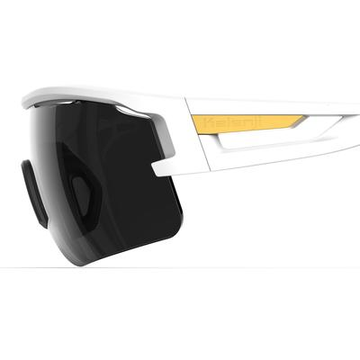 TRAIL 900 category 3 adult running glasses - white/bronze