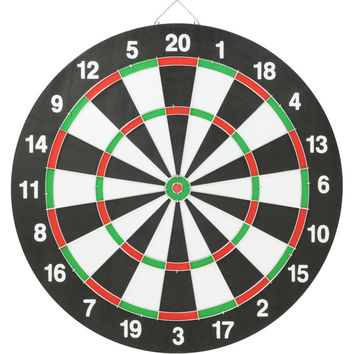 Dartbord met stalen pijltjes - 164633