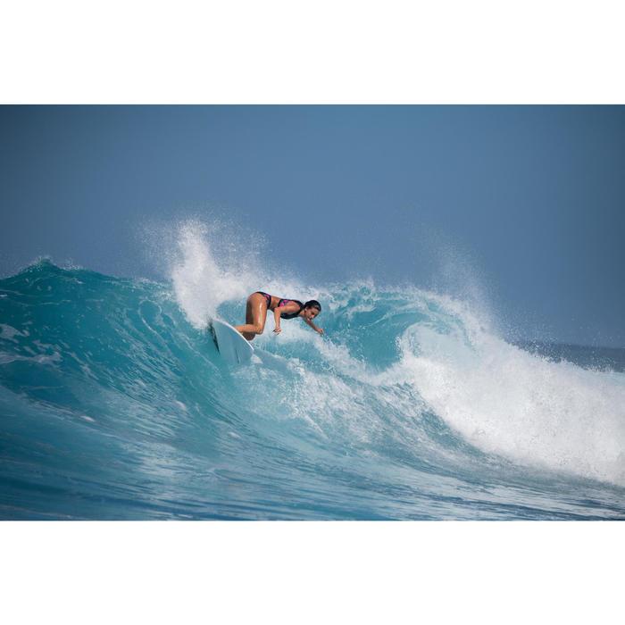 Bikinibroekje voor surfen Vali Foamy aantrekkoordje