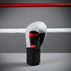 500 Ergo Boxing Gloves - Grey