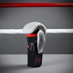 Boxhandschuhe 500 Ergo grau