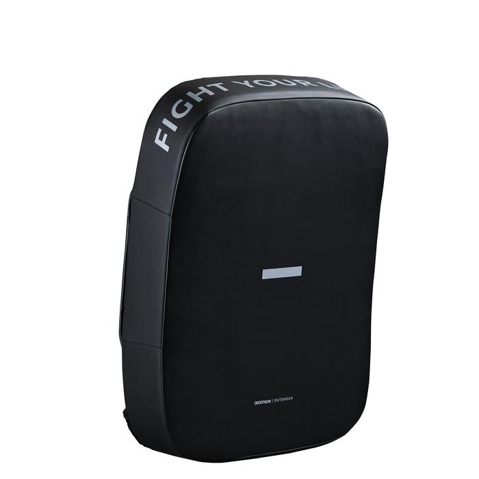 500 Curved Shield - Black