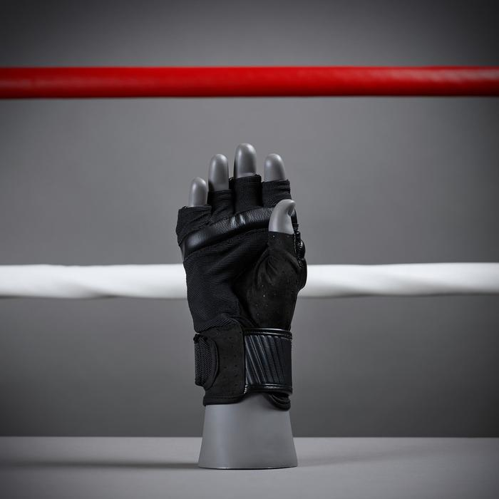 Mitaines de cardio boxing CRD 500 noires