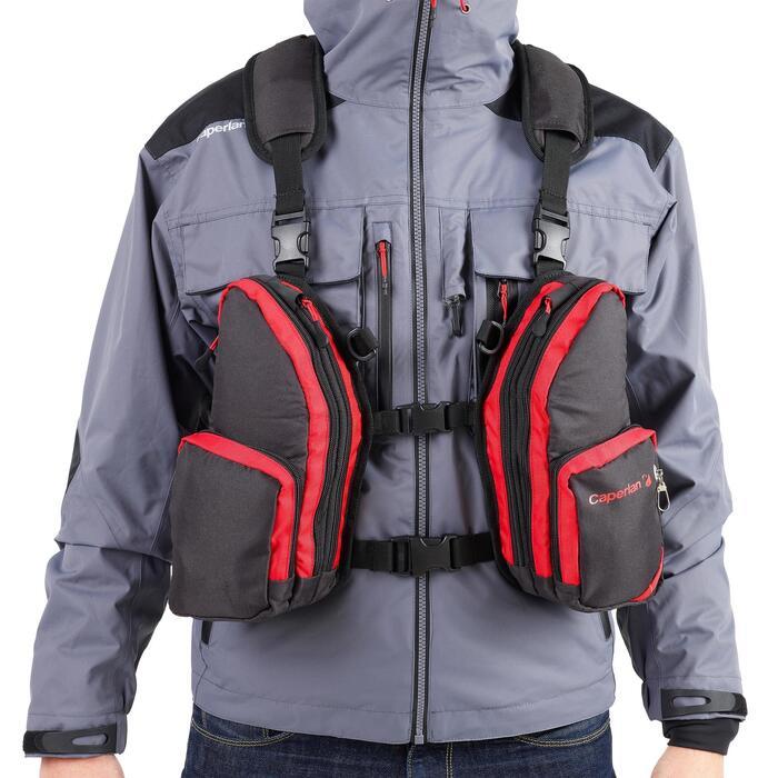 Brusttasche für Angler