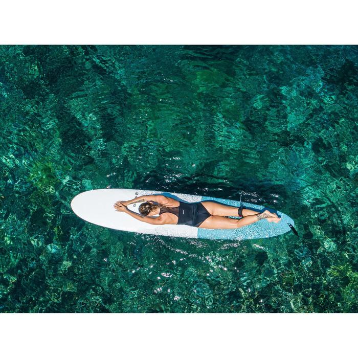 1-PIECE SURF SWIMSUIT WOMEN BACK X ISA FOAMY