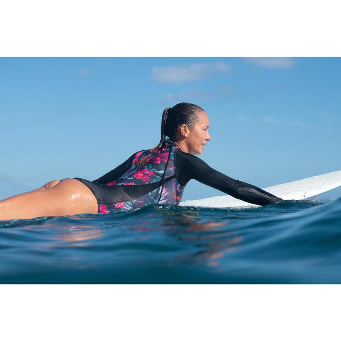 Badpak voor surfen Dani Foamy lange mouwen back zip