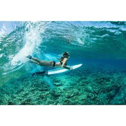 CULOTTE DE SURF FEMME SANA NOIRE COUPE BRESILIENNE