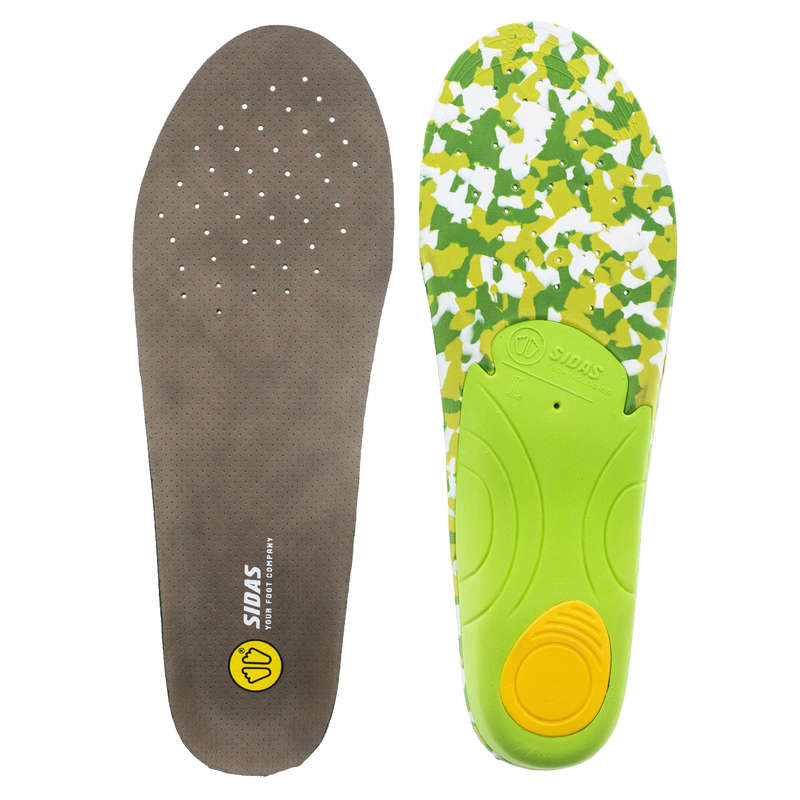 HIKING INSOLES Hiking - OUTDOOR 3D SOLES SIDAS - Outdoor Shoe Accessories