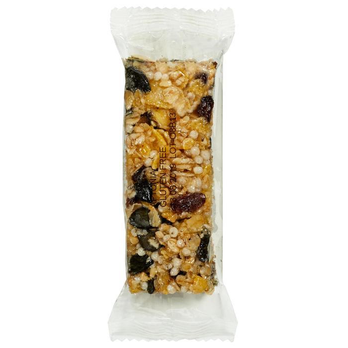 Barre de céréales SANS GLUTEN aux fruits secs 3 x 35g