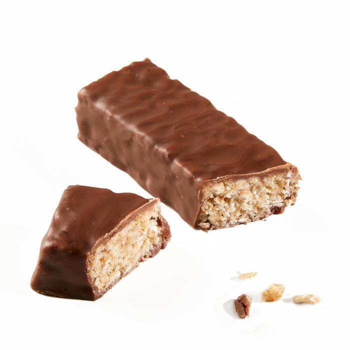 Barre de céréales enrobée ECOSIZE au goût chocolat coco 10 x 30g