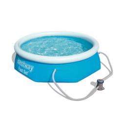 Comprar piscinas hinchables y desmontables online decathlon for Depuradora para piscina hinchable