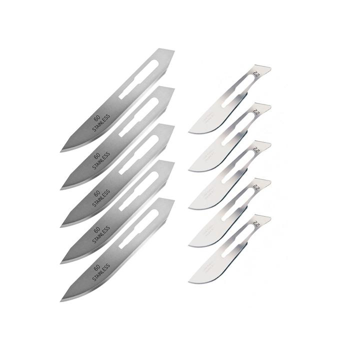 Lemmeten voor scalpelmes Sika 65 X10