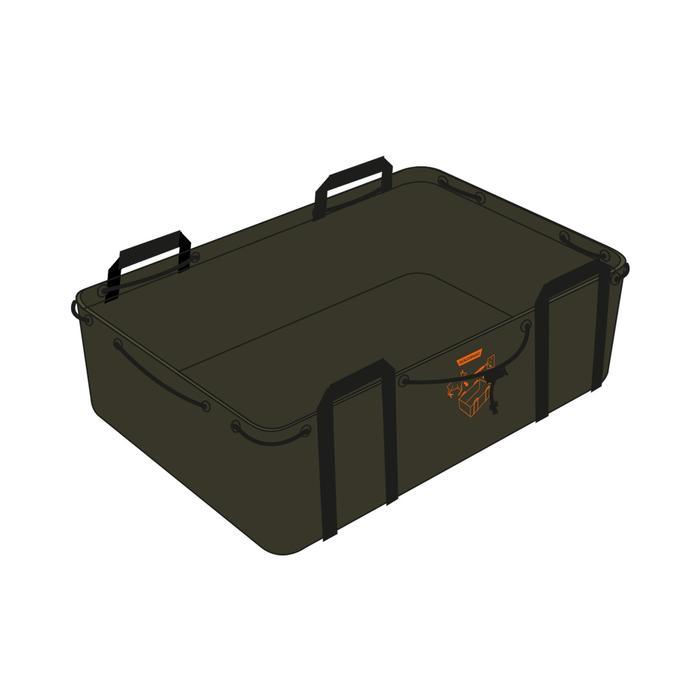 Cubeta Saco Transporta Caza Solognac Flexible Estanco XL 240 litros