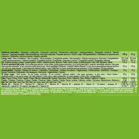 CLAK cereal bars - Apple 6 x 21 g
