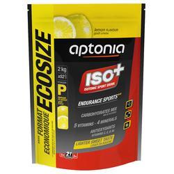 Bebida Isotónica Polvo Triatlón Aptonia ISO+ Limón 2 Kg